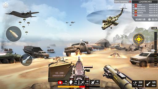 Sniper Game: Bullet Strike - Free Shooting Game  screenshots 3