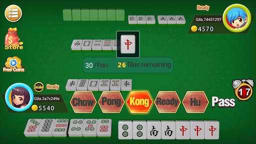 Mahjong 2P: competition  screenshots 1