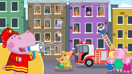 Fireman for kids  screenshots 13