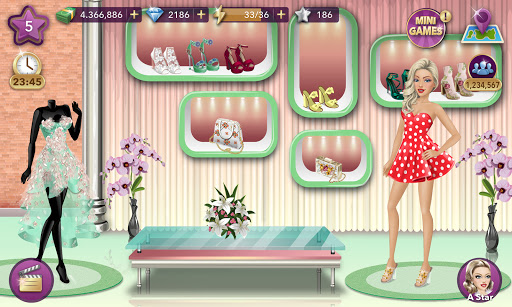 Hollywood Story: Fashion Star  screenshots 6