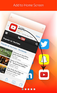 Fast, Safe & Smart Browser for your Android Mobile