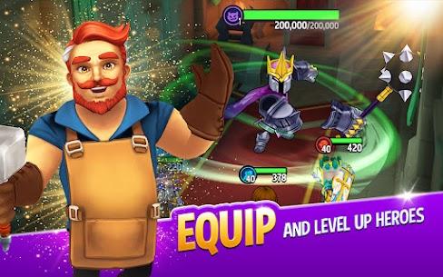 Shop Titans: Epic Idle Crafter Mod Apk 7.2.1 (Unlimited Money) 4