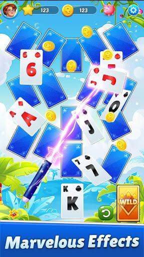 Solitaire TriPeaks: Sea Island - Free Card Games 1.1.2 screenshots 5