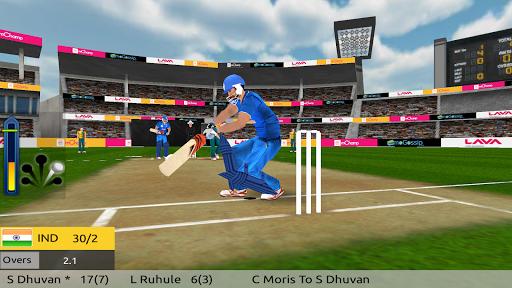 Cricket Game : FreeHit Cricket  screenshots 4