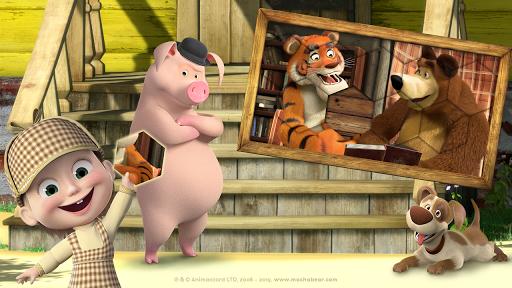 Free games: Masha and the Bear apktram screenshots 9