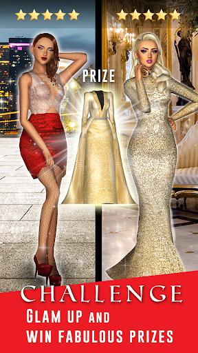 Code Triche Fashionista - Dress Up Challenge 3d Game (Astuce) APK MOD screenshots 5