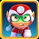SuperHero Junior - Galaxy Wars Offline Game - Androidアプリ