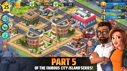 City Island 5 Mod APK (Free Shopping) 3