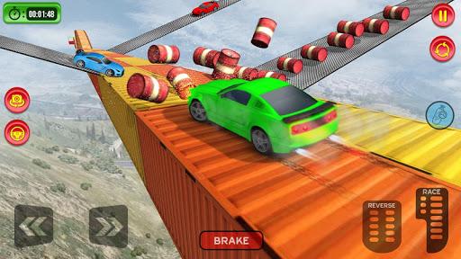 Crazy Car Driving Simulator: Impossible Sky Tracks 2.0 Screenshots 7
