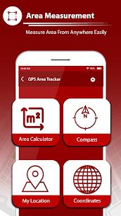 GPS Fields Area Tracker – Area Measure App 1
