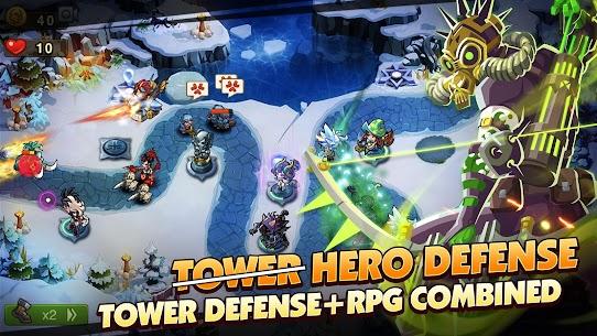 Magic Rush Heroes Mod APK Unlimited Diamond Money 1.1.309 3