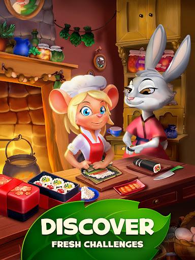 Merge Inn - Tasty Match Puzzle Game  Pc-softi 13