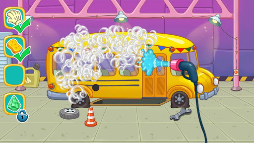 Kids bus  screenshots 10