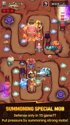 RMD : Random Monster Defense  screenshots 14