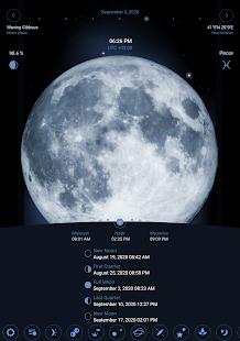 Deluxe Moon Premium - Moon Calendar 1.5 Screenshots 18