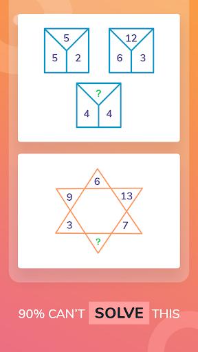 Math Games - Math Puzzles , Best Riddles & Games apkpoly screenshots 4