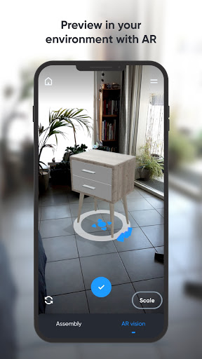Moblo - 3D furniture drawing and augmented reality  Screenshots 5
