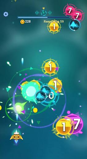 galaga assault: shoot virus with sky fighters 2020 screenshot 3