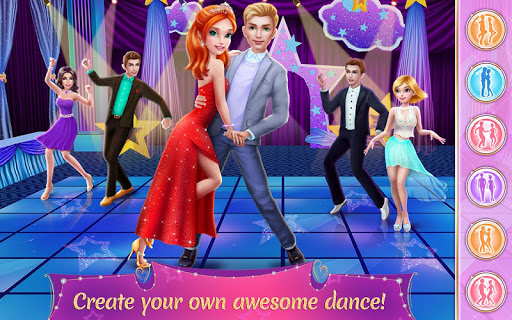 Prom Queen: Date, Love & Dance apktram screenshots 11