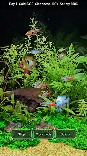 Tropical Fish Tank - Mini Aqua 2.6 screenshots 3
