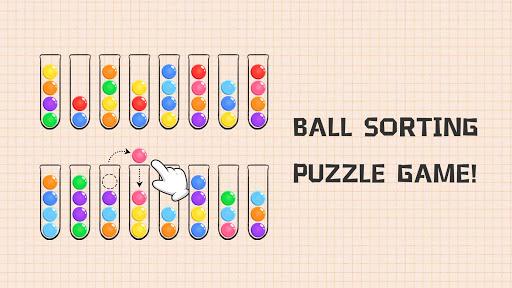 BallPuz: Ball Color Sorting Puzzle Games Apkfinish screenshots 6