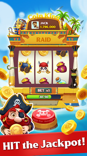Code Triche Pirate Life - Be The Pirate Kings & Coin Master (Astuce) APK MOD screenshots 1