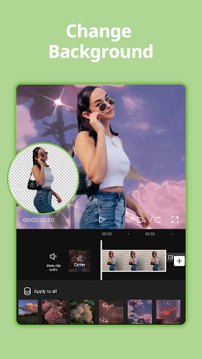 CapCut - Video Editor android2mod screenshots 21