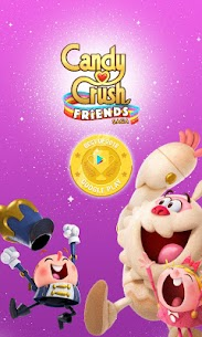 Candy Crush Friends Saga Apk indir + Sınırsız Can hileli v1.49.2 5