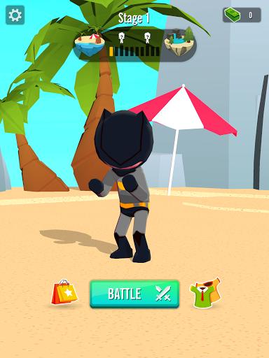 Stickman 3D - Street Gangster android2mod screenshots 14