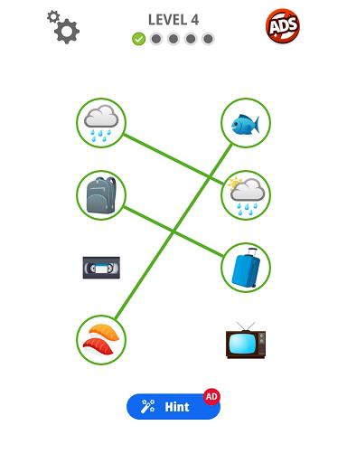 Emoji Match & Connect  screenshots 18