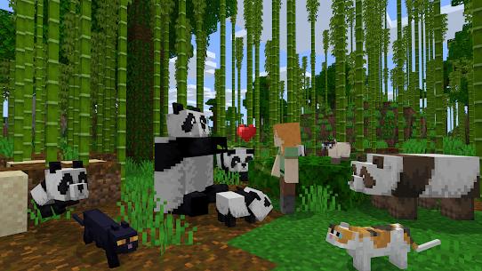 Minecraft APK indir 2021 – Stabil Sürüm 8