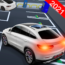 Extreme Car Drive Parking Game 2021-Free Car Games icon