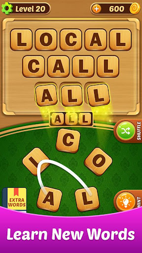 Word Connect 2020 - Word Puzzle Game 1.006 screenshots 5