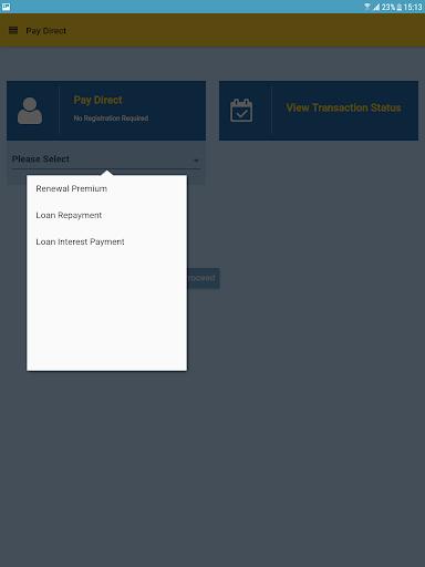 LIC PayDirect apktram screenshots 4