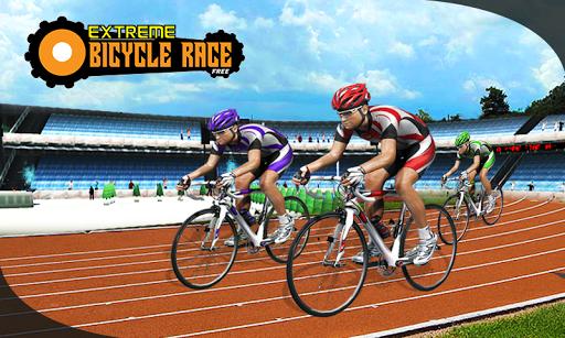 BMX Extreme Bicycle Race  screenshots 1