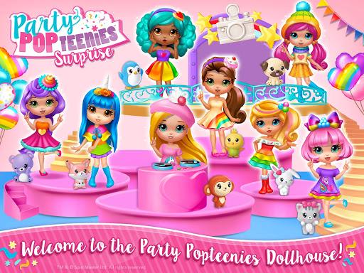 Party Popteenies Surprise - Rainbow Pop Fiesta 3.0.30006 Screenshots 13