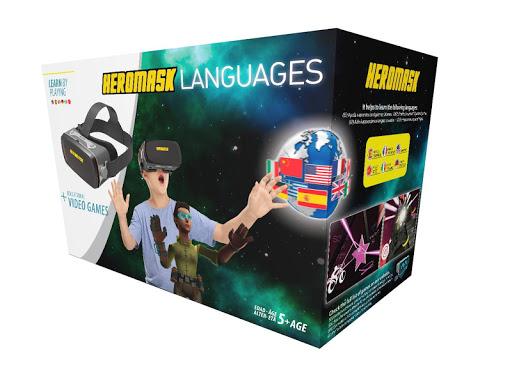 heromask languages screenshot 1