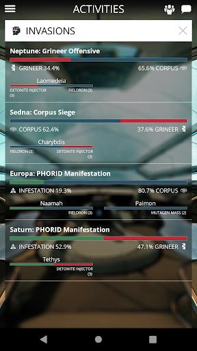 Warframe 4.12.2.3 screenshots 7