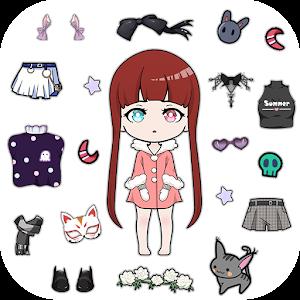 Vlinder Doll  Dress up Games, Avatar Creator