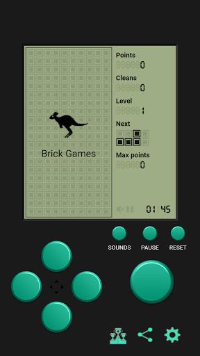 Classic Brick Games screenshots 3