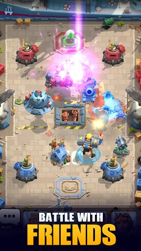 War Alliance - Realtime Multiplayer PVP  screenshots 6