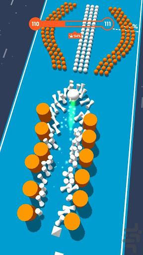 Color Crush 3D: Block and Ball Color Bump Game 1.0.4 screenshots 5