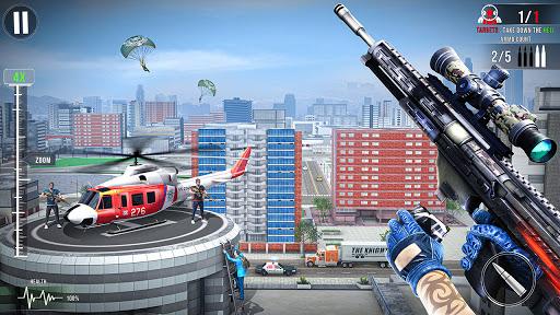 New Sniper Shooter: Free Offline 3D Shooting Games  Screenshots 14
