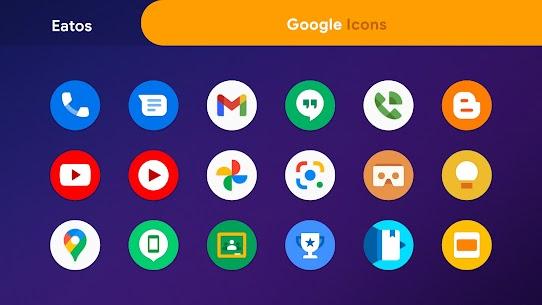 OneUI 3 – Round Icon Pack 2