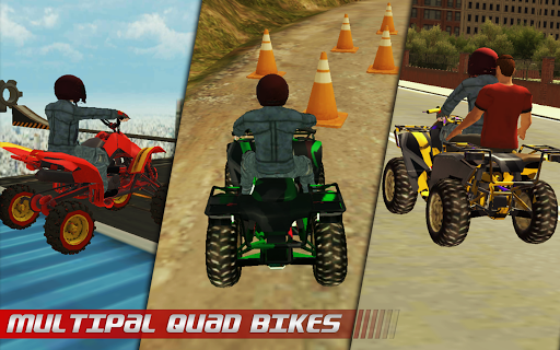 ATV Quad City Bike: Stunt Racing Game 1.0 screenshots 12