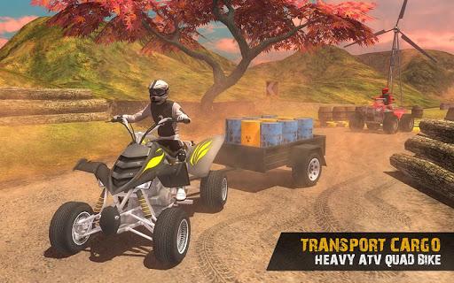 Quad Bike Offroad Racing 2018: Extreme Bike Racer apkdebit screenshots 16