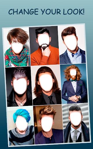 Men Makeup Photo Editor Handsome!ud83cudfc6 1.4.8 Screenshots 20
