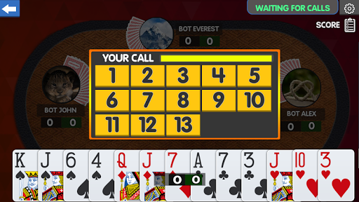 Call Break Card Game -Online Multiplayer Callbreak  Screenshots 7