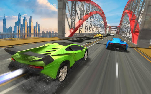 The Corsa Legends: Road Car Traffic Racing Highway  screenshots 3