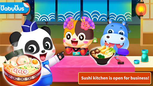 Little Panda's Sushi Kitchen apkdebit screenshots 6